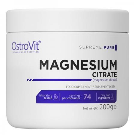 OstroVit Magnesium Citrate, 200 грамм